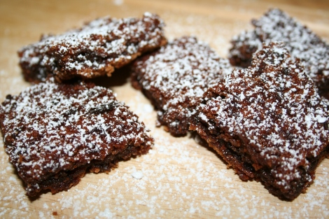 Ex torta al cioccolato senza farina